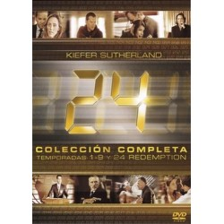 Pack 24 horas (serie completa) + 24 Redemption