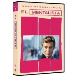 Pack El mentalista (2ª temporada)