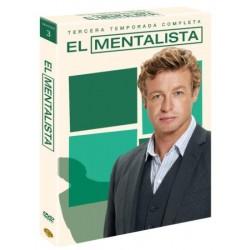 Pack El mentalista (3ª temporada)