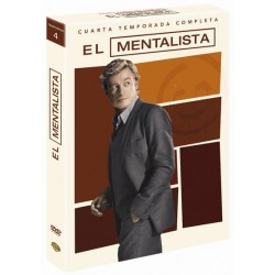 Pack El mentalista (4ª temporada)