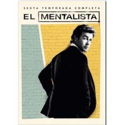 Pack El mentalista (6ª temporada)