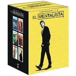 Pack El mentalista (Temporadas 1-6)