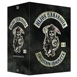 DVDs Hijos De La Anarquía - Temporadas 1-7
