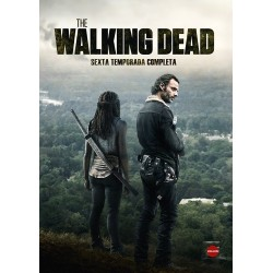 DVD The Walking Dead (Temporada 6)