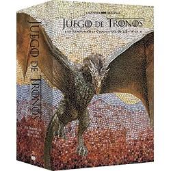 DVDs Juego De Tronos (Temporada 1 a 6)