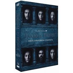 DVD Juego De Tronos (Temporada 6)