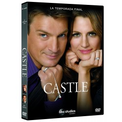 DVD Castle (Temporada 8)