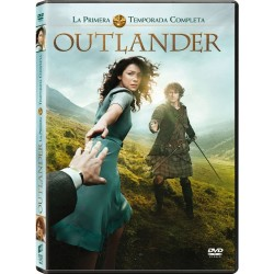 DVD Outlander (Temporada 1)