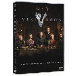DVD Vikingos (Temporada 4)