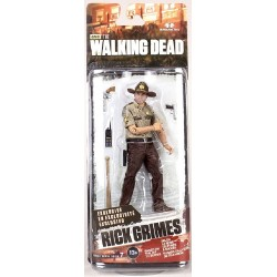 Figura Rick Grimes The Walking Dead