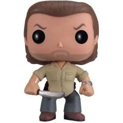 Figura Rick Grimes de The Walking Dead
