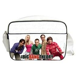 Bolsa bandolera protagonistas de The Big Bang Theory