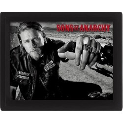 Póster Jackson de Sons of Anarchy