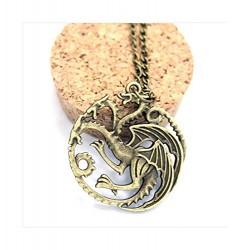 Collar Tres Dragones de Juego de Tronos