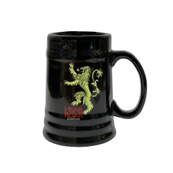 Jarra de cerámica Hear me Roar Casa lannister de Juego de Tronos