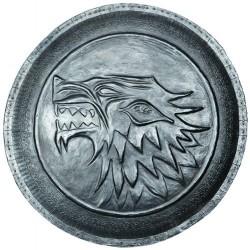Pin Escudo huargo Casa Stark de Juego de Tronos