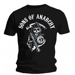 Camiseta Sons of Anarchy Classic
