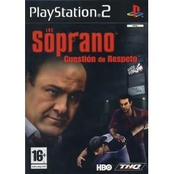 Videojuego Los Sopranos Cuestión de Respeto - PS2