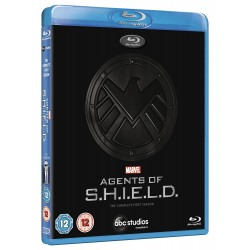Blu-ray Marvel: Agents of SHIELD (1ª temporada)