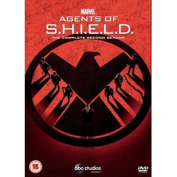 DVD Marvel: Agents of SHIELD (2ª temporada)