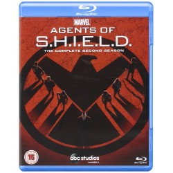Blu-ray Marvel: Agents of SHIELD (2ª temporada)