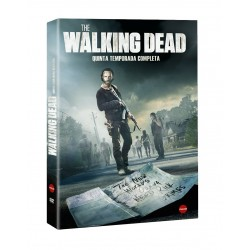 DVD The Walking Dead (Temporada 5)