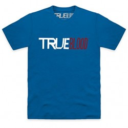 Camiseta Logo True Blood