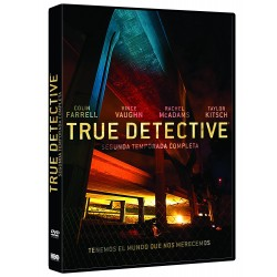 DVD True Detective (2ª temporada)