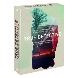 DVDs True Detective (temporadas 1 y 2)