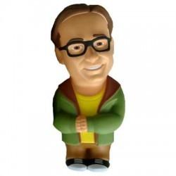 Muñeco antiestrés Leonard The Big Bang Theory