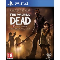 The Walking Dead: Season 1 GOTY PS4