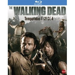 Pack The Walking Dead (Temporadas 1 a 4) (Formato Blu-Ray)