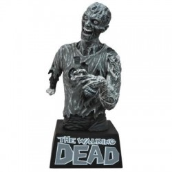 The Walking Dead Hucha Zombie Black & White