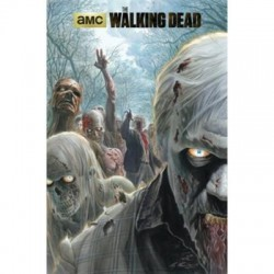 Maxi Poster The Walking Dead Zombie Hoard