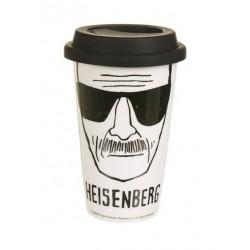 Taza de viaje Heisenberg Breaking Bad