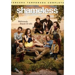 Pack Shameless (3ª temporada)